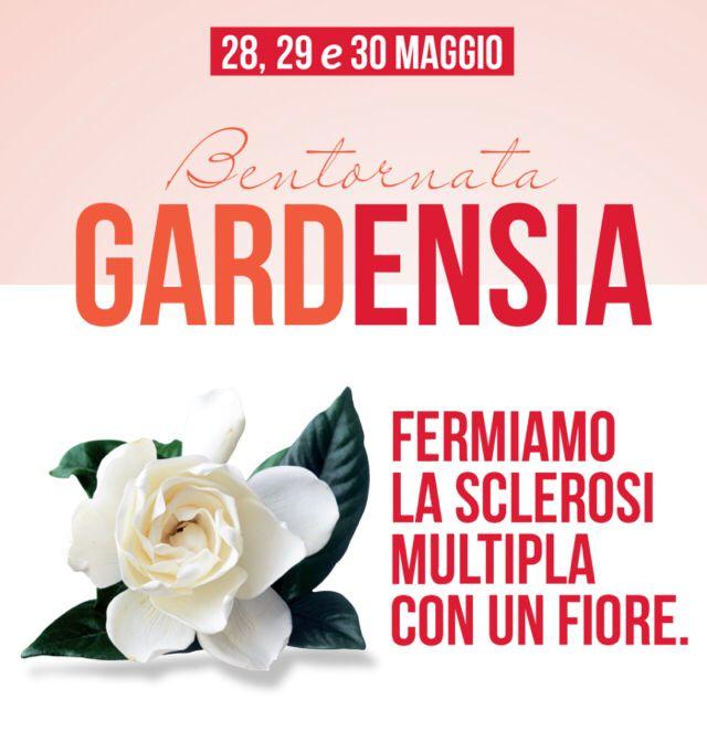 Bentornata Gardensia, giornata mondiale contro la sclerosi multipla