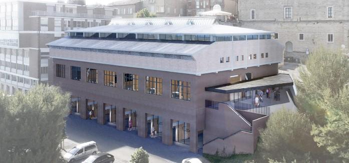 Ex Mercato coperto di Fermo, approvato il progetto per il recupero, diventerà centro polivalente