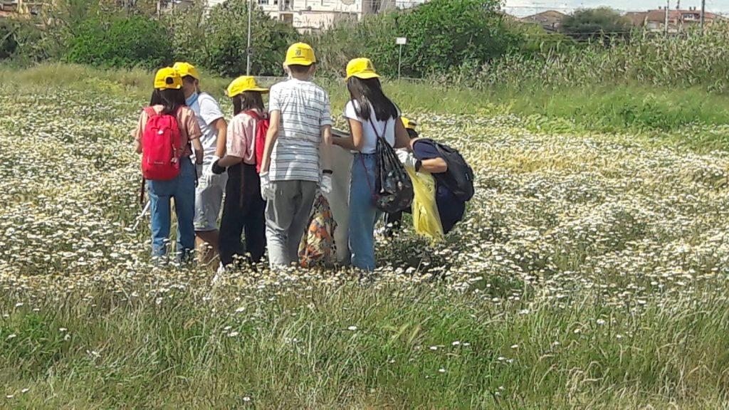 Porto Sant'Elpidio:  Iniziativa di Legambiente, spiagge e fondali puliti.