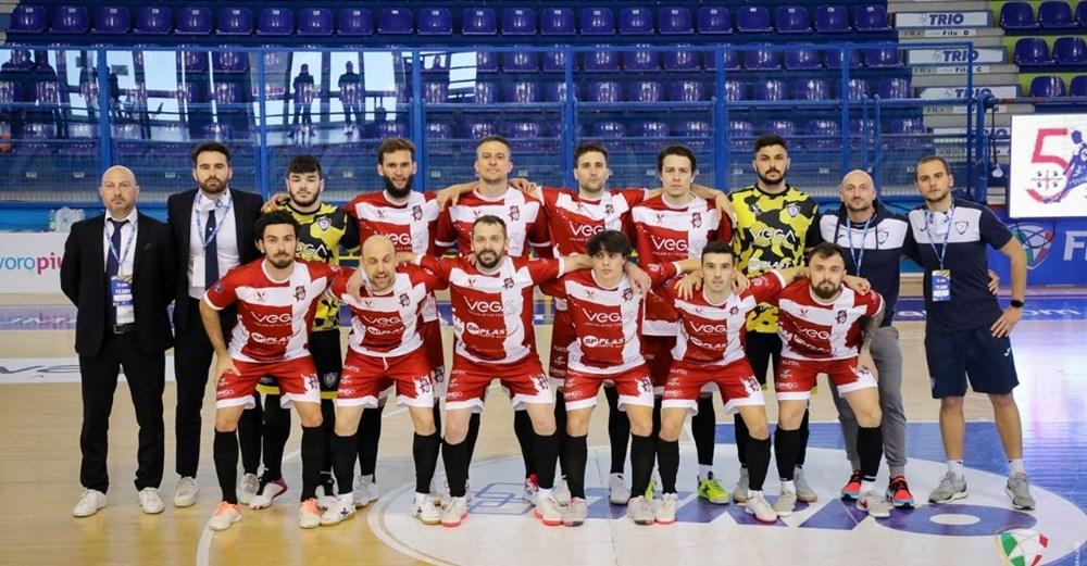 Play Off A2: Futsal Cobà in rimonta 7 a 5 sul Vis Gubbio
