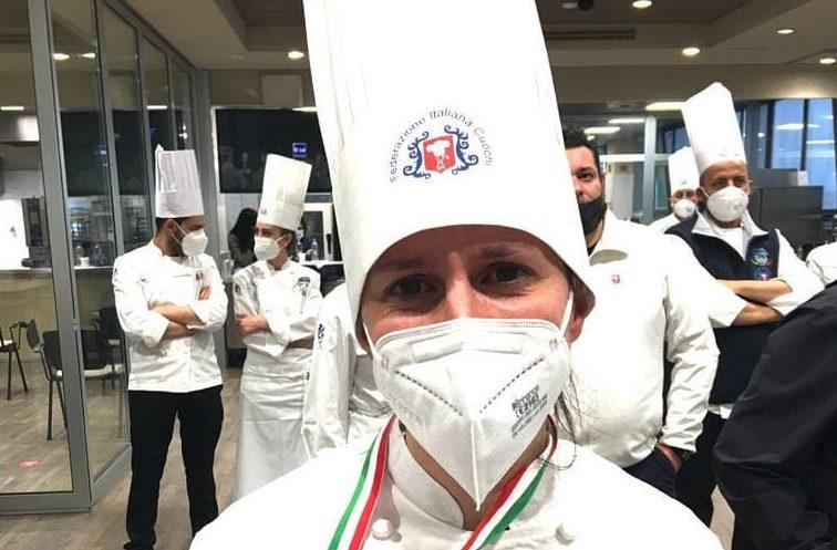 Sant'Elpidio a Mare: Prestigiosa medaglia a Barbara Settembri, Trofeo Fic, Lady Chef