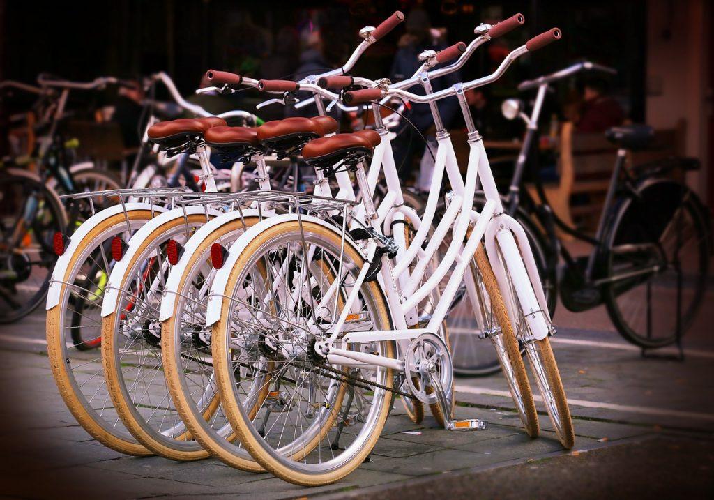Casabianca: ladro di biciclette acciuffato dalla polizia