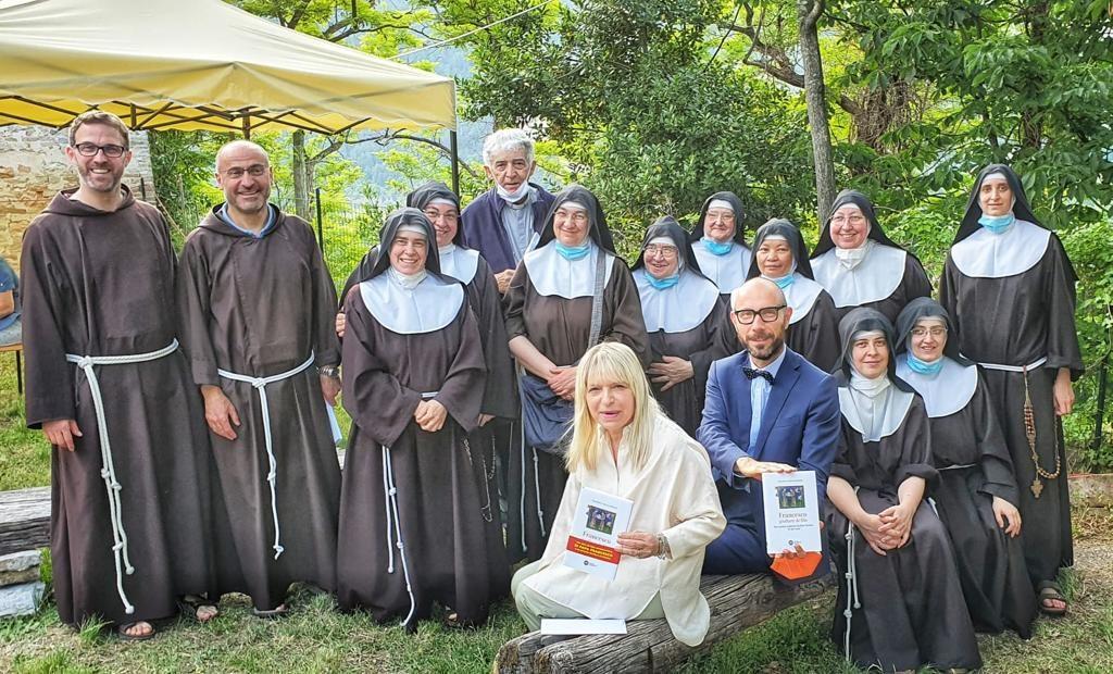 """San Severino: A Colpersito, la presentazione del libro di padre Cantalamessa sul """"Giullare di Dio"""""""