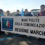 Mani Pulite sulla Comunicazione, REA manifesta a Roma per pluralismo piccole tv locali