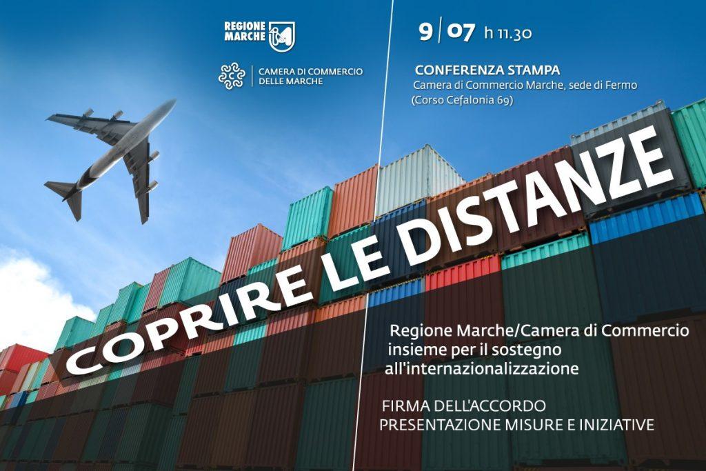 Coprire le distanze, conferenza per affrontare l'internazionalizzazione