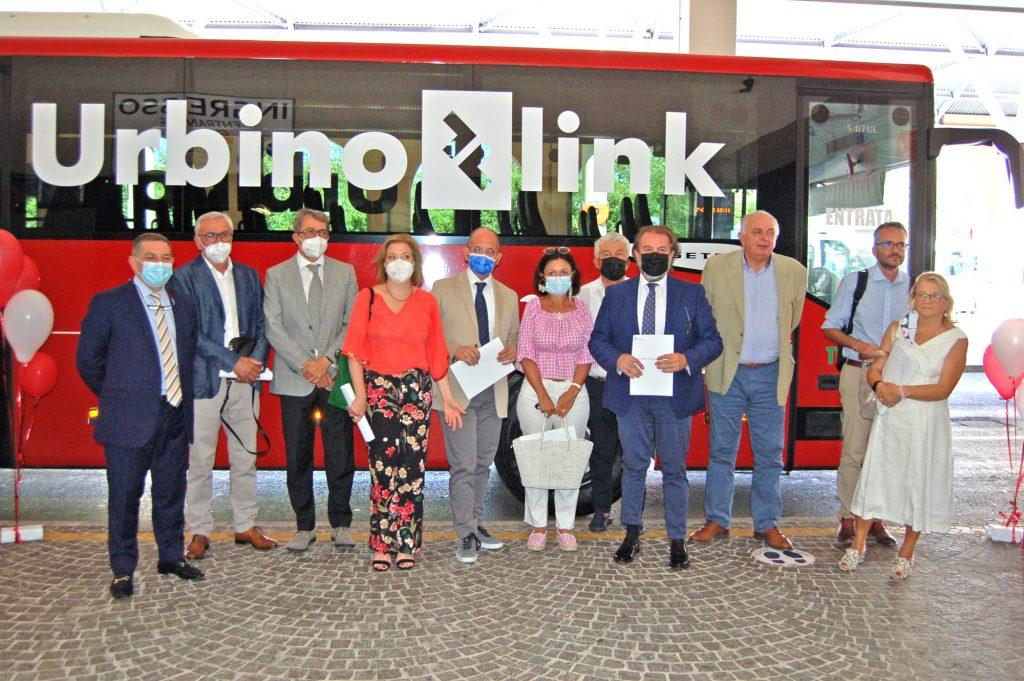 Urbino Link, treno + bus per raggiungere la città ducale