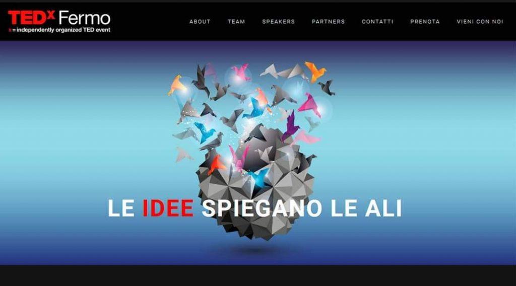 03.07.21 TEDxFermo, le idee spiegano le ali