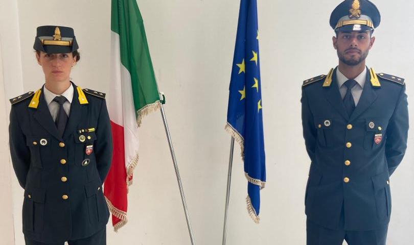 GDF Fermo: Il tenente Alessia Barilaro è il nuovo comandante del nucleo operativo del gruppo Fermo
