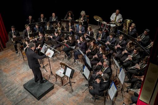 """Concerto sotto le stelle per corpo filarmonico """"Francesco Adriani"""""""