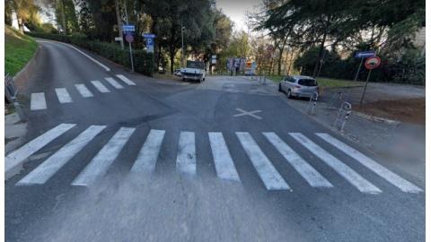 Segnaletica luminosa per gli attraversamenti pedonali a Macerata: interventi per 84mila euro