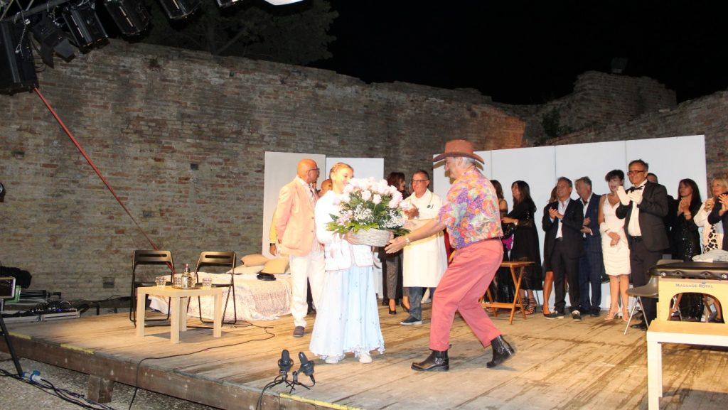 """Dopo trent'anni grande successo di pubblico, per il remake di """"Flebo d'amore"""" a Rocca Tiepolo il 28 agosto"""