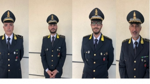 Guardia di Finanza di Macerata: revisione dell'architettura organizzativa del dispositivo territoriale del Corpo, in arrivo due nuovi Ufficiali