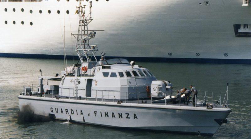 Guardia di Finanza Reparto Operativo Aeronavale Ancona: rientrato in sede il guardacoste G.114 Puleo, impegnato in Sicilia per il contrasto all'immigrazione