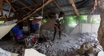 Terremoto Haiti, la Protezione Civile Marche invia aiuti alla popolazione