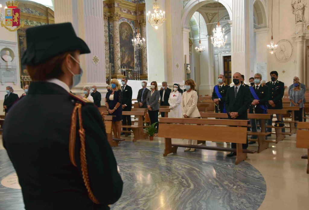 La Polizia celebra il patrono San Michele