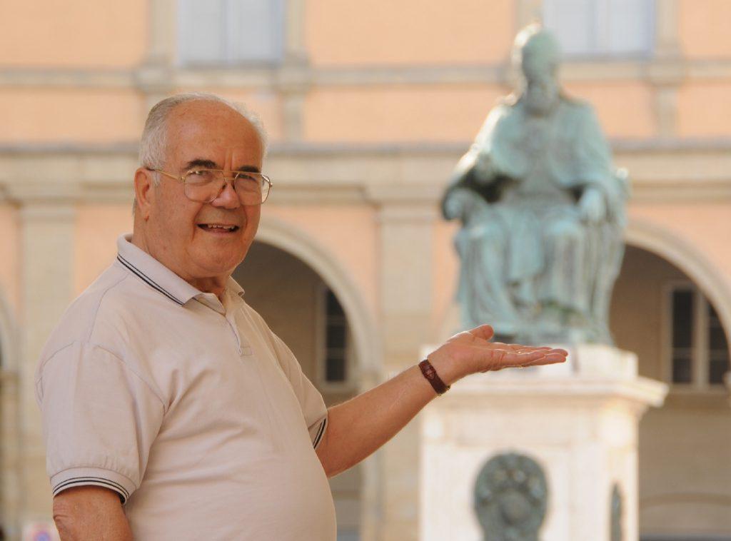 Addio al poeta grottammarese Mario Petrelli, studioso di Sisto V