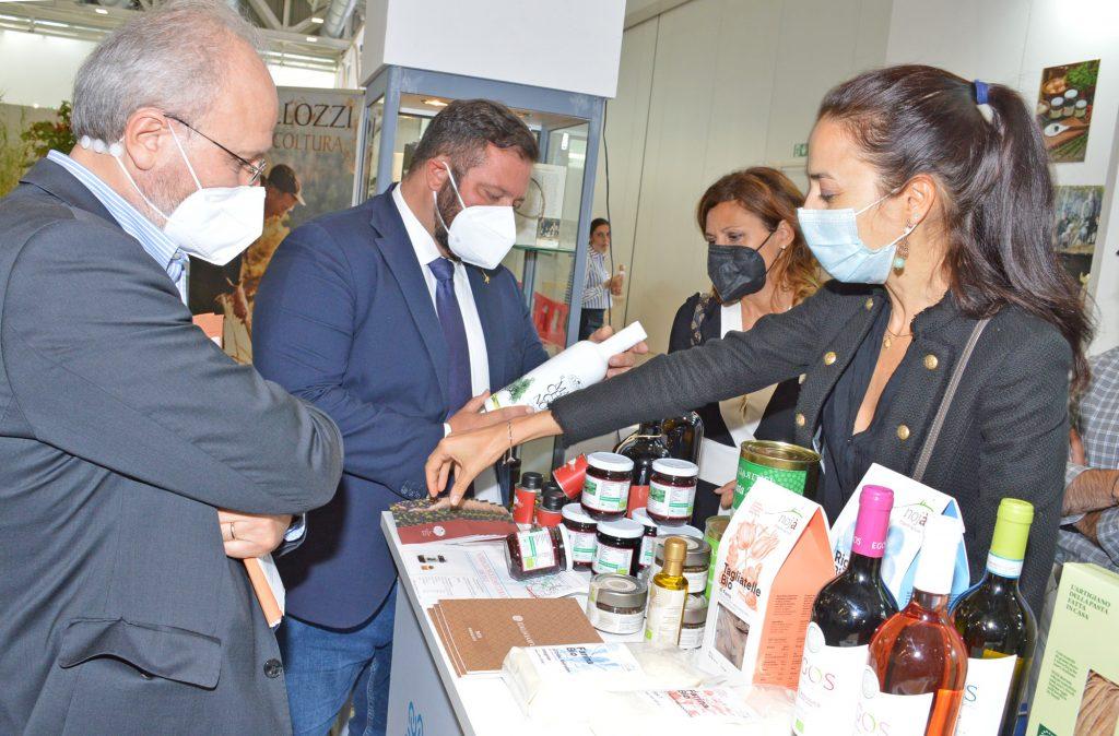 Al Sana in mostra le Marche del biologico