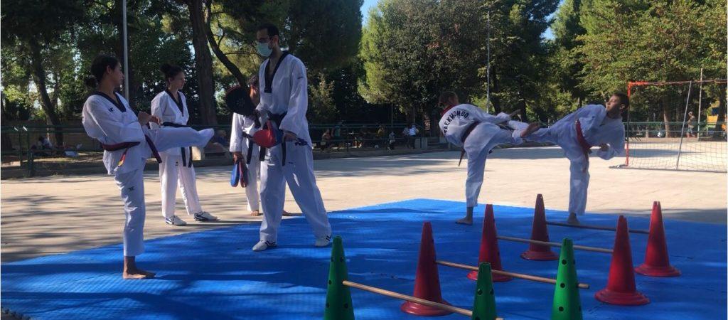 Attività sportive in sicurezza a Falconara per il Falconara Sport Day