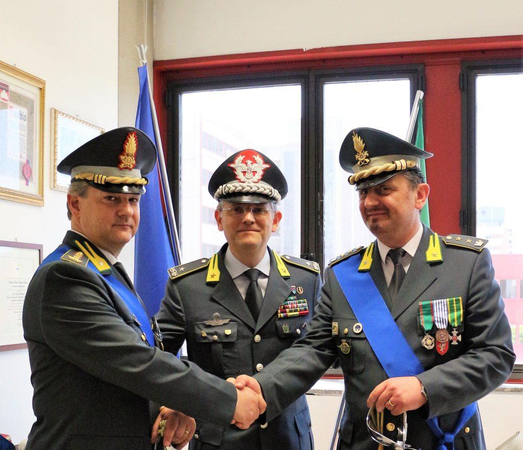Guardia di Finanza di Ancona, Il Tenente Colonnello Fabrizio Marchetti è il nuovo Comandante del Gruppo