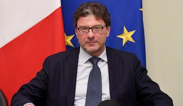Micam: il ministro Giorgetti all'incontro della Camera Marche