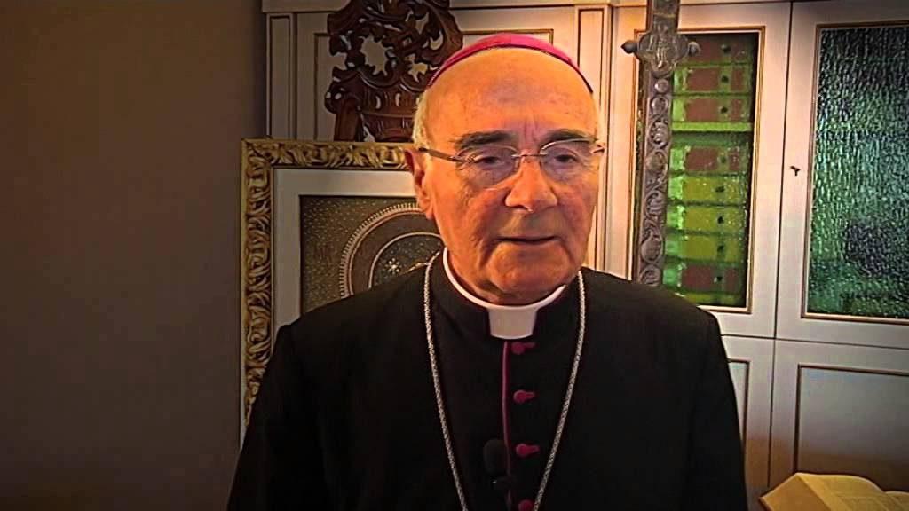 Addio a Monsignor Luigi Conti, vescovo a Macerata e a Fermo
