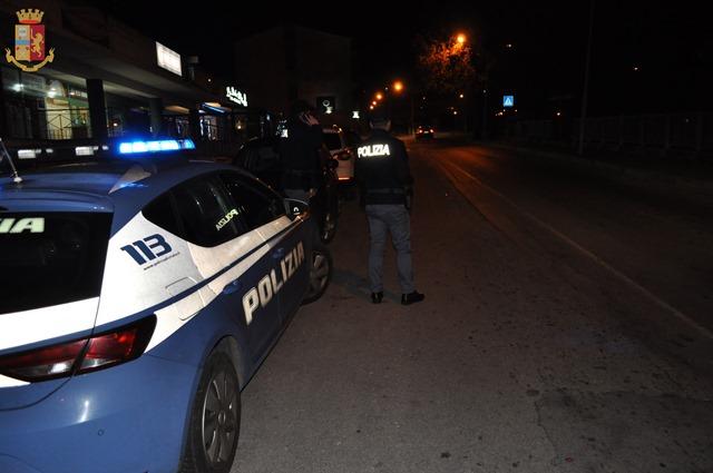 Controlli della movida: bloccata una rissa tra ubriachi e arrestato latitante