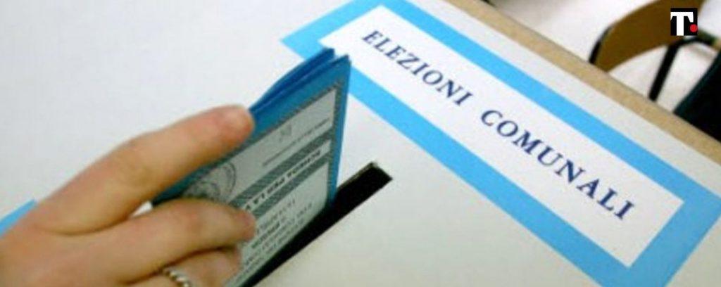 Elezioni comunali, calano i votanti: alle 15 lo scrutinio